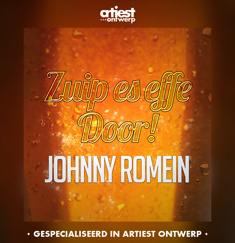 CD Johnny Romein