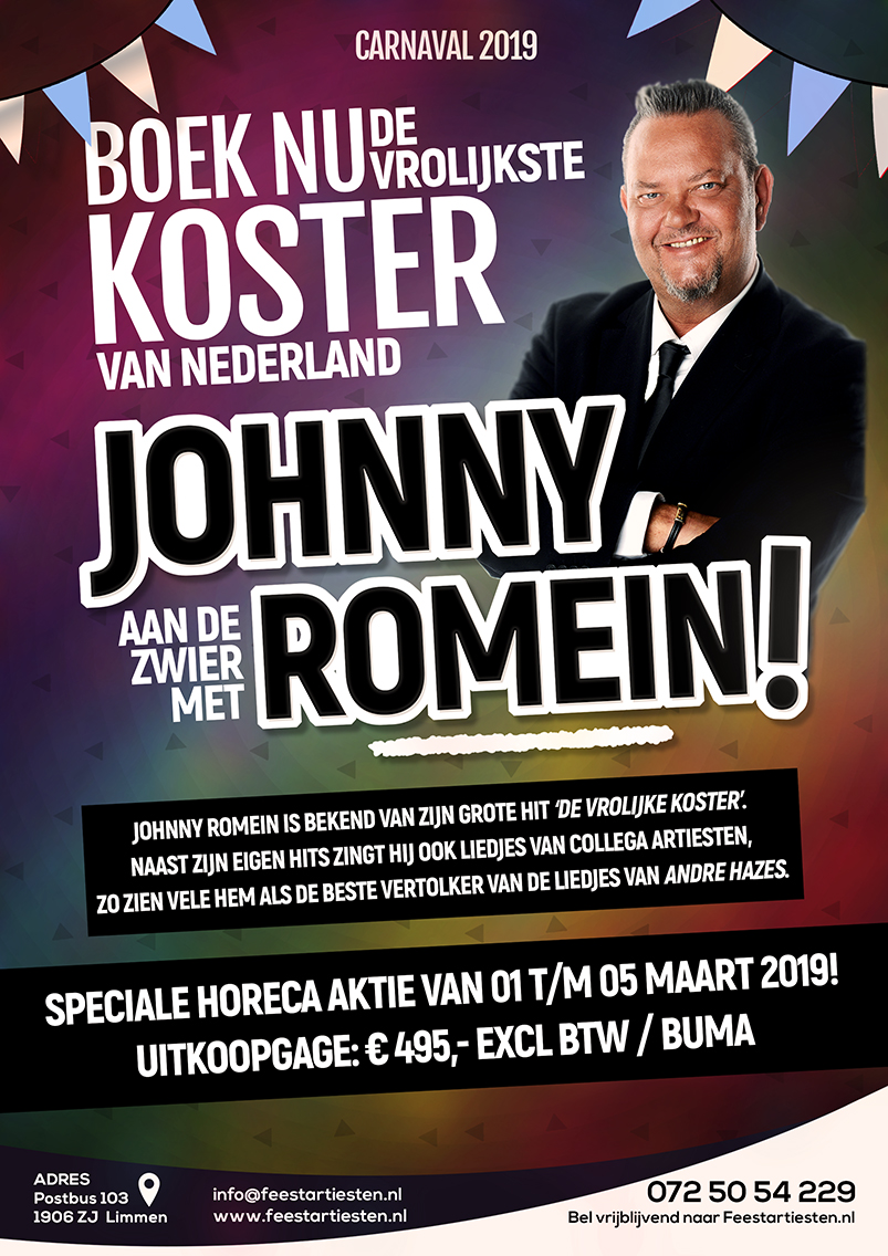 Flyer Johnny Romein