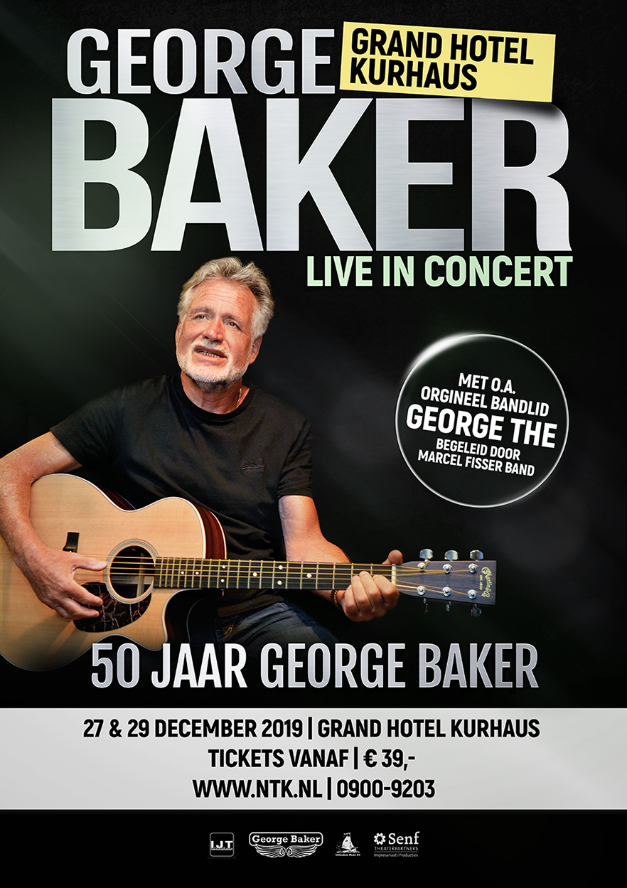 Branding George Baker